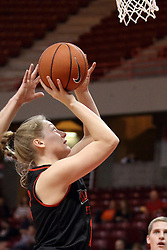 23Oct2015: Millie Stevens(12). Illinois State Redbirds Hoopfest is an annual pre-season event to introduce the basketball team to the fans.