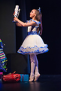 Wellington, NZ. 5.12.2015. Clara, from the Wellington Dance & Performing Arts Academy end of year stage-show 2015. Little Show, Saturday 3.15pm. Photo credit: Stephen A'Court.  COPYRIGHT ©Stephen A'Court