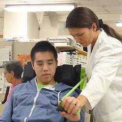 Rehabilitation at Franklin Center