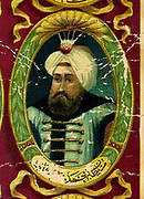 Ahmed II Khan Ghazi 1643  – 1695. Sultan of the Ottoman Empire from 1691 to 1695. Ahmed II was born at Topkap? Palace, Constantinople, the son of Sultan Ibrahim I (1640–48) by Valide Sultan Khadija Muazzez, and succeeded his brother Suleiman II (1687–91) in 1691.
