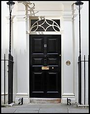No11 Front Door