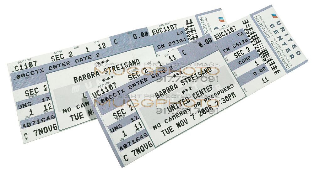 barbara streisand concert tickets