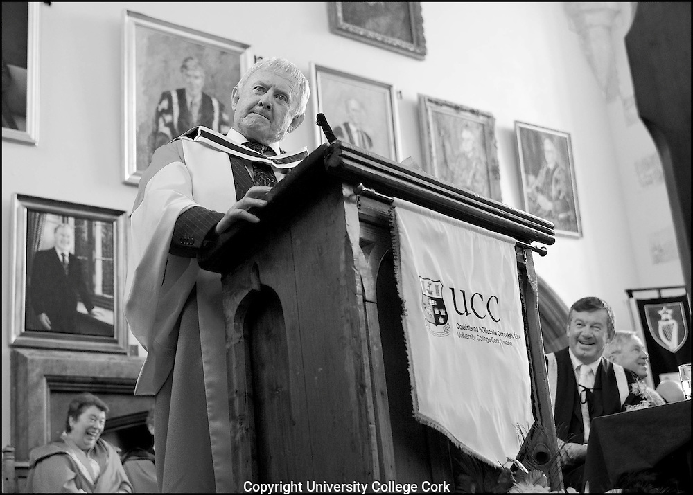 Photograph by Tomas Tyner,UCC.