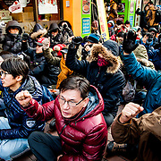 KORAIL Workers Strike
