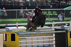Al Rumaihi Ali Yousef, QAT, Gunder<br /> Olympic Games Rio 2016<br /> © Hippo Foto - Dirk Caremans<br /> 19/08/16