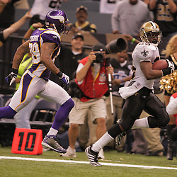 10-06-2008 Minnesota Vikings at New Orleans Saints MNF
