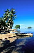 Walung Village, Kosrae, Micronesia<br />