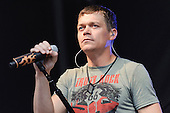 3 DOORS DOWN @ 'FOX & FRIENDS' ALL AMERICAN CONCERT SERIES 2012