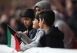 General view of fans - Mandatory byline: Jack Phillips/JMP - 12/03/2016 - FOOTBALL - The City Ground - Nottingham, England - Nottingham Forest v Sheffield Wednesday - Sky Bet Championship