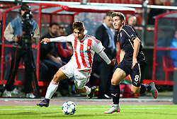 04.11.2015, Karaiskakis Stadium, Piraeus, GRE, UEFA CL, Olympiacos vs Dinamo Zagreb, Gruppe F, im Bild Bojan Knezevic // during UEFA Champions League group F match between Olympiacos and Dinamo Zagreb at the Karaiskakis Stadium in Piraeus, Greece on 2015/11/04. EXPA Pictures © 2015, PhotoCredit: EXPA/ Pixsell/ Slavko Midzor<br /> <br /> *****ATTENTION - for AUT, SLO, SUI, SWE, ITA, FRA only*****