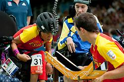 Boccia at the 2012 London Summer Paralympic Games