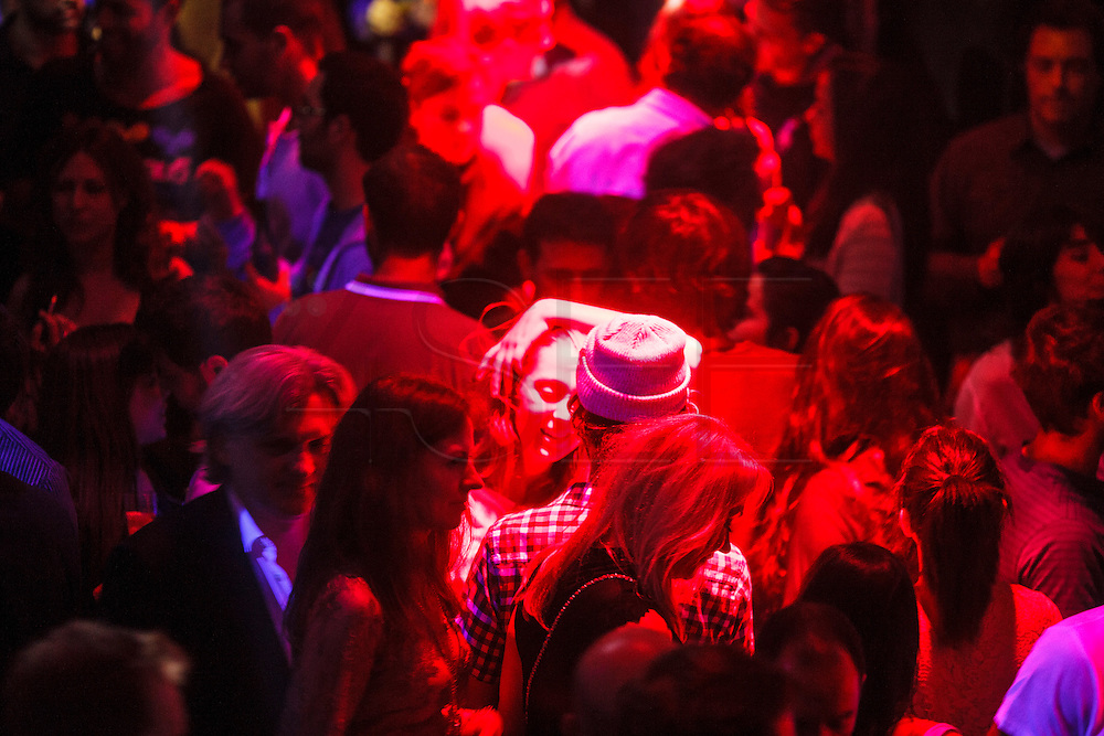 """Lux"" disco at Santa Apolónia district in Lisbon is unarguably the most important disco of the city."