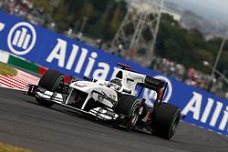 Motorsports / Formula 1: World Championship 2010, GP of Japan, 22 Nick Heidfeld (GER, BMW Sauber F1 Team),