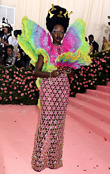 Lupita Nyong'o attending the Metropolitan Museum of Art Costume Institute Benefit Gala 2019 in New York, USA.