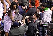 DESCRIZIONE : Milano Eurolega 2013/14 EA7 Olimpia Milano Efes Istanbul<br /> GIOCATORE : David Moss<br /> CATEGORIA : esultanza<br /> SQUADRA : EA7 Olimpia MIlano<br /> EVENTO : Eurolega 2013/14<br /> GARA : EA7 Olimpia Milano Efes Istanbul<br /> DATA : 22/11/2013<br /> SPORT : Pallacanestro <br /> AUTORE : Agenzia Ciamillo-Castoria/R.Morgano<br /> Galleria : Eurolega 2013-2014  <br /> Fotonotizia : Milano Eurolega 2013/14 EA7 Olimpia Milano Efes Istanbul <br /> Predefinita :