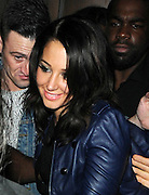 28.OCTOBER.2012. LONDON<br /> <br /> TULISA PARTIES AT AURA NIGHT CLUB IN MAYFAIR, LONDON.<br /> <br /> BYLINE: EDBIMAGEARCHIVE.CO.UK<br /> <br /> *THIS IMAGE IS STRICTLY FOR UK NEWSPAPERS AND MAGAZINES ONLY*<br /> *FOR WORLD WIDE SALES AND WEB USE PLEASE CONTACT EDBIMAGEARCHIVE - 0208 954 5968*