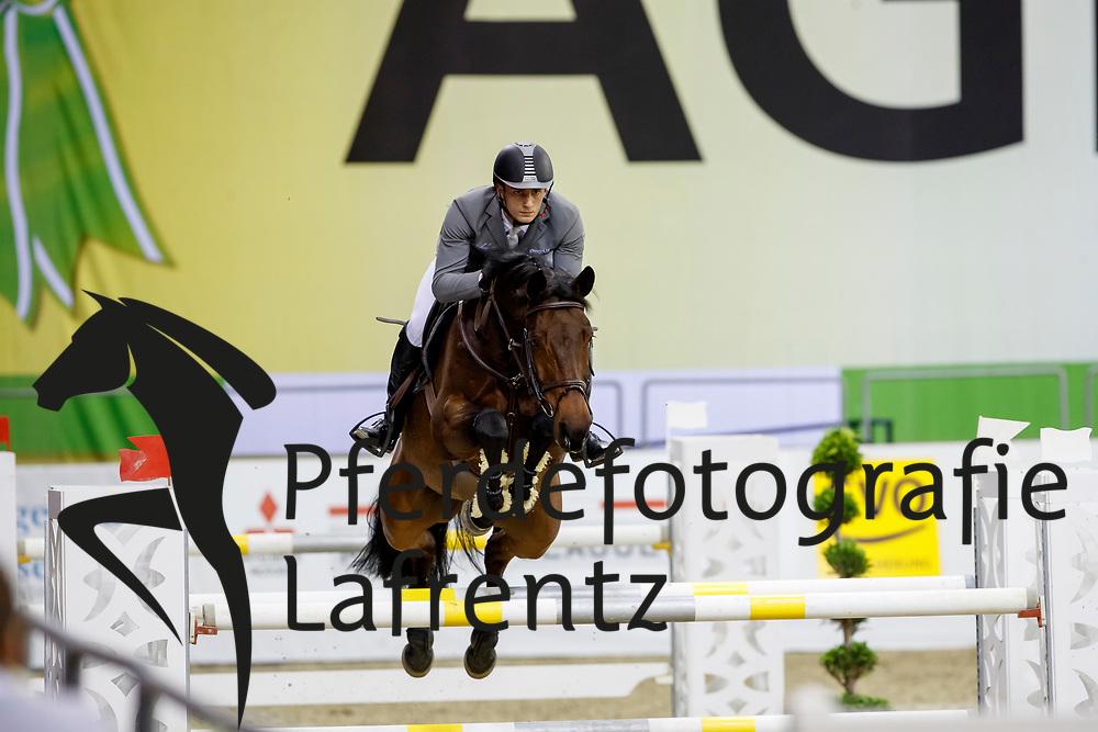 Vogel, Richard (GER) Chocoboy <br /> Oldenburg - AGRAVIS Cup 2017<br /> © www.sportfotos-lafrentz.de/Stefan Lafrentz