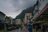 Franklin Street, Downtown Juneau