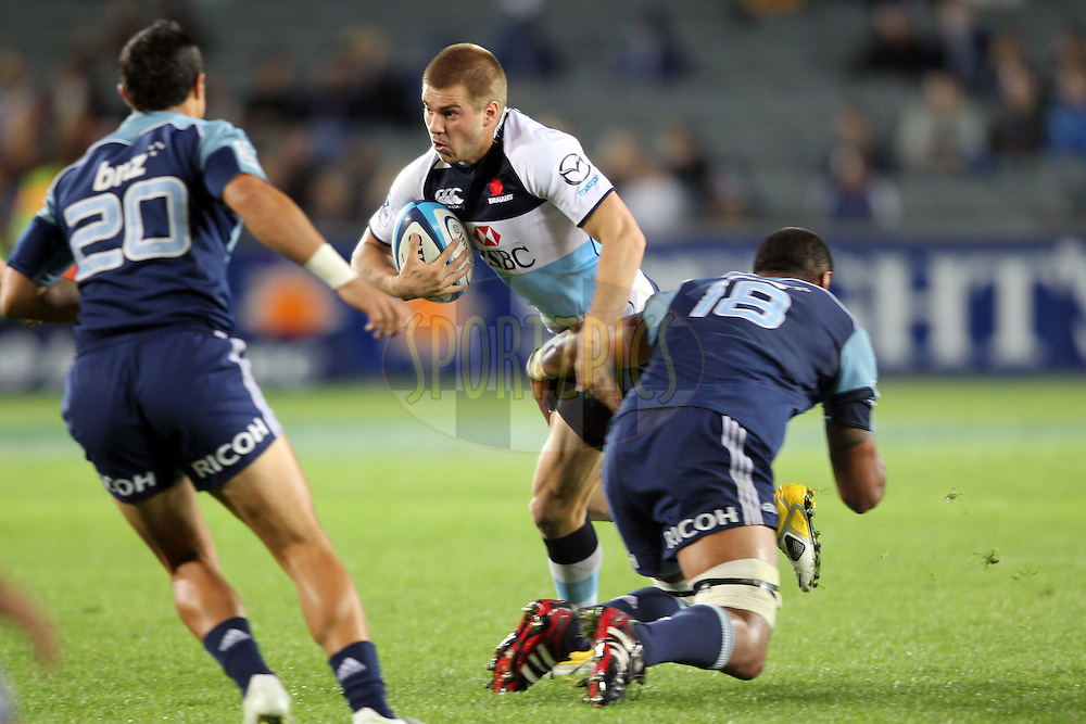 Drew Mitchell. Investec Super Rugby - Blues v Waratahs, Eden Park, Auckland, New Zealand. Saturday 16 April 2011. Photo: Clay Cross / photosport.co.nz