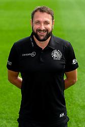 Ali Hepher - Ryan Hiscott/JMP - 27/08/2019 - SPORT - Sandy Park - Exeter, England - Exeter Chiefs Media Day