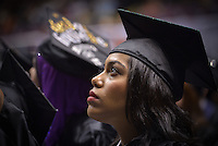 Bergen Community College held its commencement at the Izod Center in Rutherford, NJ, on Thursday, May22, 2014./Russ DeSantis Photography and Video, LLC
