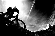 Rider: Evan Schwartz<br /> Location: Zermatt (Switzerland)
