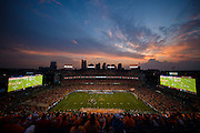 NASHVILLE, TN - SEPTEMBER 05, 2015 - Tennessee Volunteers during the season opening game between the Bowling Green Falcons and the Tennessee Volunteers at Nissan Stadium in Nashville, TN. Photo By Craig Bisacre/Tennessee Athletics
