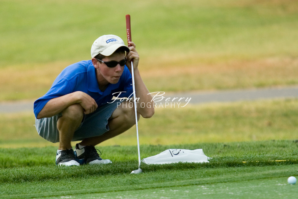MCHS Golf vs Rappahannock .August 23, 2006
