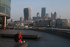 SEP 23 2014 London this morning
