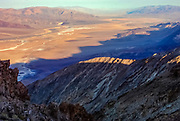 Scenic View of Death Valley