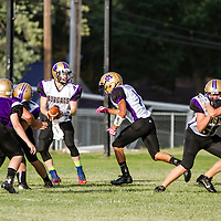 08-22-14 Berryville Purple & Gold Football