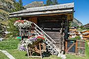 Winkelmatten is a suburb of Zermatt, in the Pennine Alps, Switzerland, Europe.