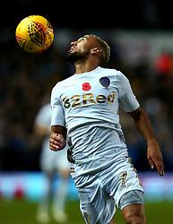 Kemar Roofe of Leeds United - Mandatory by-line: Robbie Stephenson/JMP - 31/10/2017 - FOOTBALL - Elland Road - Leeds, England - Leeds United v Derby County - Sky Bet Championship