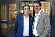 Alessandro Santoro <br /> Presentazione Campionato 2016-2017<br /> Campionato Basket LNP 2016/2017<br /> Bologna 23/09/2016<br /> Foto Ciamillo-Castoria