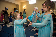 Anna and Elsa Tea Gilford Community Center 7Mar15