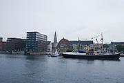 Kiel Harbour.