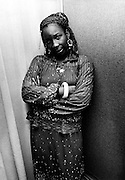 Portrait of Rita Marley -1978