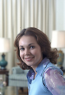 Julie Nixon Eisenhower taken on assignment for NEWSWEEK  in November 1974.  A photo from the take ran as a cover for NEWSWEEK...Photograph by Dennis Brack BB19