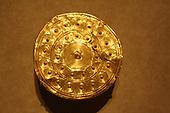 Ireland, Gold disc, c. 800 BC