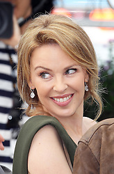 Kylie Minogue at the Cannes Film Festival for her new film Holy Motors, Wednesday, 23rd May 2012. Photo by: Stephen Lock / i-Images