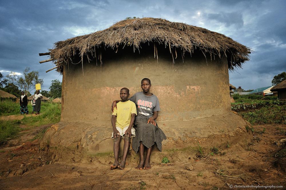 Gulu, Uganda, 2008