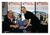 National Boccia Championship finals. Presentations. 13-3-2011