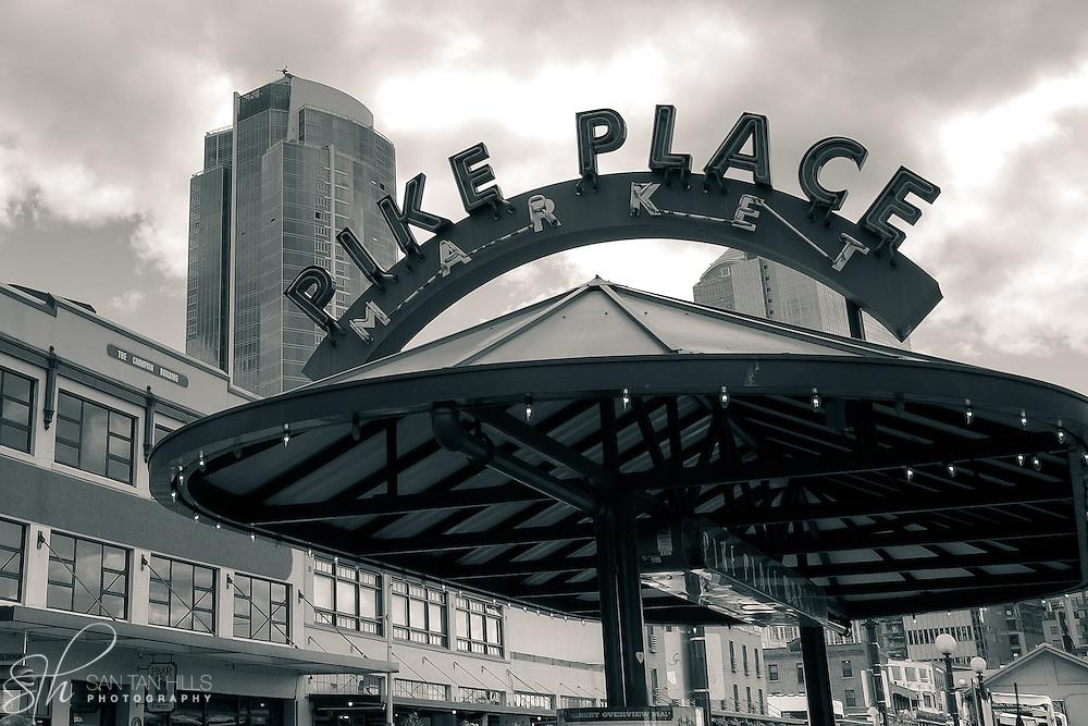 Pike Place Market - Seattle, WA