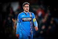 PSV - WILLEM II <br /> Jordens Peters  of Willem II teleurgesteld na afloop
