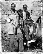 Yahya Sebi, chairman of the Kibra Land Committee. (1951)