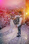 Kimberly & Ricardo's  Wedding Evening