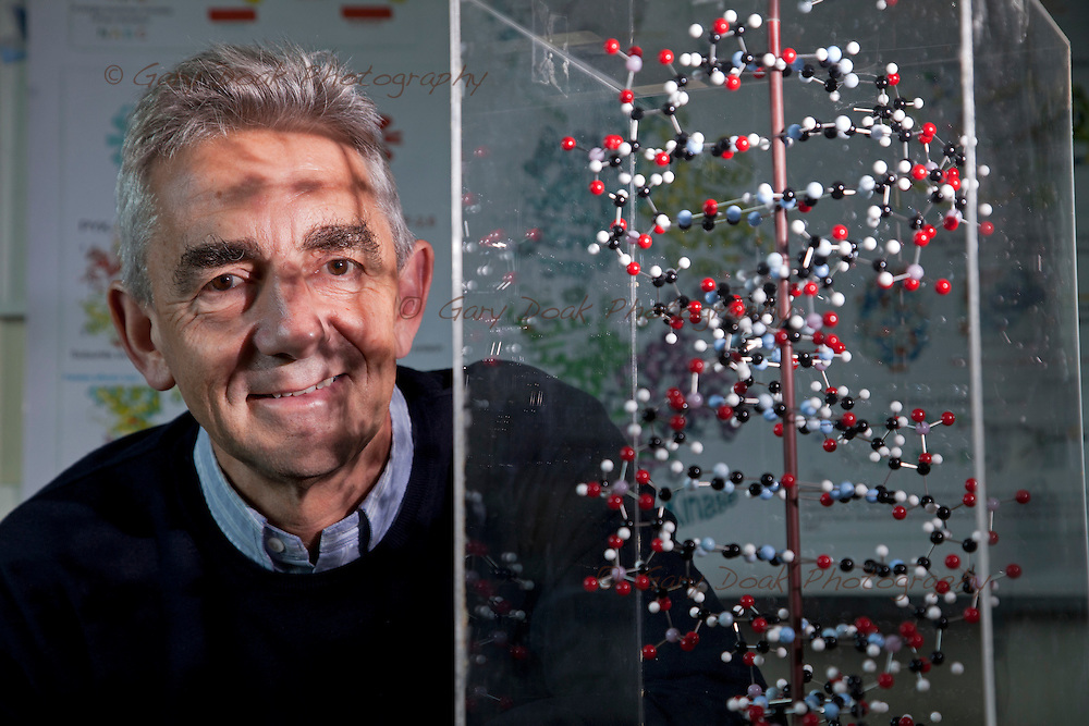 Prof. Malcolm Walkinshaw, Chair of Structural Biochemistry .School of Biological Sciences .University of Edinburgh