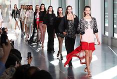 SEP 16 2013 Antonio Berardi show London Fashion Week Spring-Summer 2014