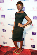 6 September 2013- New York, NY: Ifemoma Fejokwu, Dark & Lovely  attends Harlem Fashion Row 2013 Spring Presentation held at Jazz at Lincoln Center on September 6, 2013 in New York City. ©Terrence Jennings