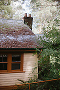 Cottages Dandenong Ranges Victoria Autumn